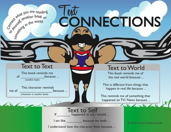 Text Connections Poster