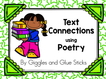 Text Connections with Poetry FREEBIE!