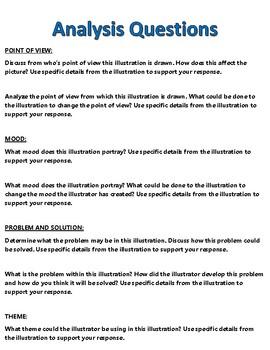 Text-Dependent Analysis - Beginning Steps