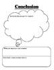 Text-Dependent Analysis - Organizing Evidence