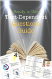 Text-Dependent (Document-Based) Questions: Ready to Use Guide