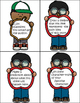 Text Dependent Fiction Reading Comprehension Cards - Fall Edition