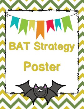 BAT Strategy Poster and Organizer