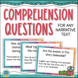Text Dependent Questions Task Cards