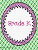 Text Dependent Questions: Grades K-6 Bundle