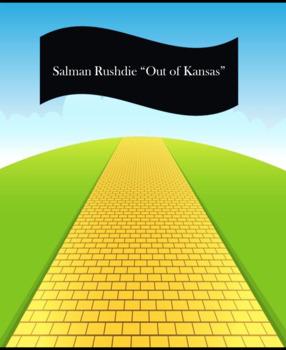 """ELA Test Prep (author's purpose): Rushdie """"Out of Kansas"""" (Wizard of Oz)"""