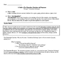 Columbian Exchange - Text Dependent Questions Skills Lesson