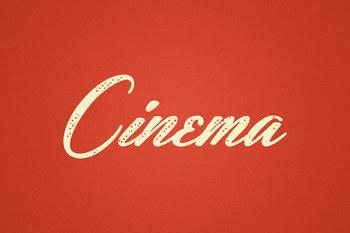 Text Effect - Hometown Vintage #10 (Cinema)