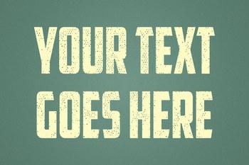 Text Effect - Hometown Vintage #9 (Trailer)