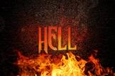 Text Effect - Horror & Halloween #6 (Hell)