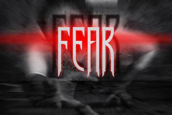 Text Effect - Horror & Halloween #9 (Fear)
