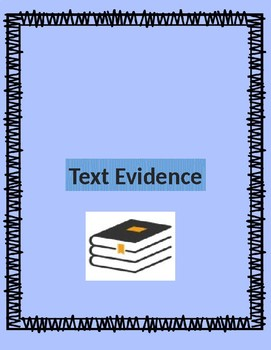 Text Evidence /Comparing Two Texts
