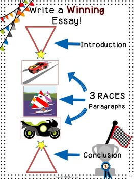 RACE TEXT EVIDENCE EXPOSITORY ESSAY WRITING: GRADES 4-5