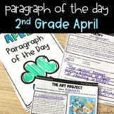 Text Evidence Passages for 2nd Grade - April Edition