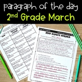 Text Evidence Passages for 2nd Grade - March Edition