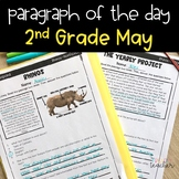 Text Evidence Passages for 2nd Grade - May Edition