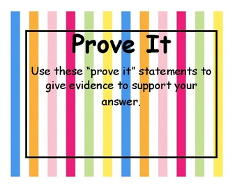 Text Evidence Posters and Bookmark