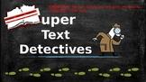 Text Evidence PowerPoint