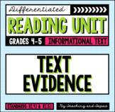 Text Evidence (RI.4.1 and RI.5.1)