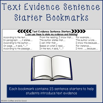 text starters