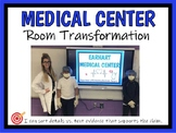 Text Evidence Surgery Activity (Room Transformation)