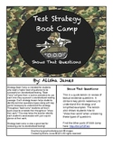 Text Evidence/Shows That Questions Strategy Boot Camp