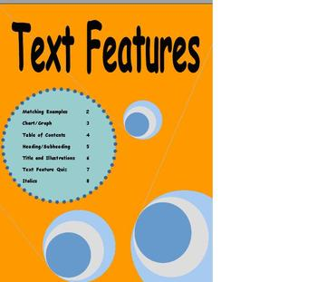 Text Feature