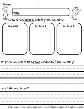 Text Feature Activities