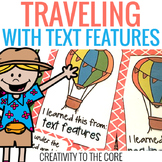 Text Feature Activities {Traveling with Text Features}