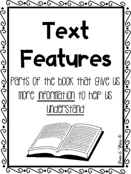 Text Feature Anchor Posters