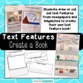 Nonfiction Text Feature Book / Booklet - Create a Class Book or Individual Books