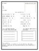 Text Feature Lesson Plan and Worksheets