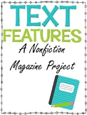 Text Feature Magazine Project