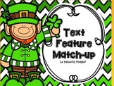 Text Feature Match-Up: March