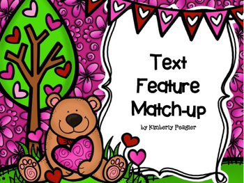 Text Feature Match-up: February