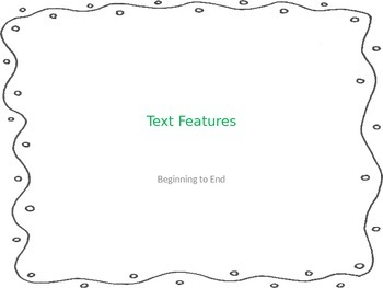Text Feature PowerPoint