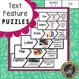 Text Feature Puzzles