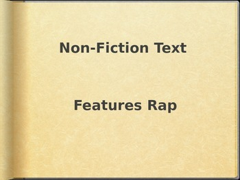 Text Feature Rap