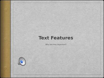 Text Feature Rap