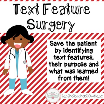 Text Feature Surgery