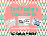 Text Feature Task Cards Arctic Habitat RI.2.5