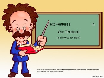 Text Feature ppt