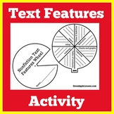 Nonfiction Text Features | 1st 2nd 3rd Grade | Craft Works