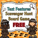 Nonfiction Text Features FREE: A Nonfiction Text Features Game