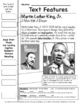 Text Features: 2nd Grade ELA/Social Studies Review