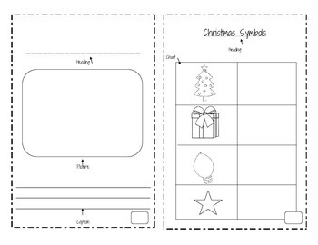 Text Features: A Christmas Booklet