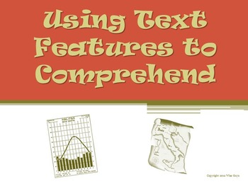 Text Features PowerPoint Activity