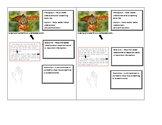 Text Features Anchor Chart for Interactive Journals