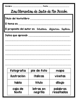 Text Features (Bilingual)