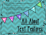 Text Features Mini-Book and Posters